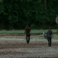 The Walking Dead 4x09 - After (18+)