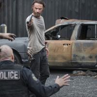 Így készültek a The Walking Dead szereplői az ötödik évad folytatására
