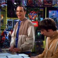 The Big Bang Theory 2x22 - The Classified Materials Turbulence