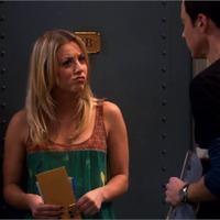 The Big Bang Theory 2x09 - The White Asparagus Triangulation