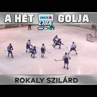 A hét gólja Rokaly Szilárd
