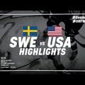 Svédország–Egyesült Államok 6-0