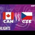 Kanada–Csehország 5-1
