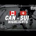 Kanada–Svájc 2-3