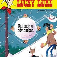 Lucky Luke: Daltonok a hóviharban