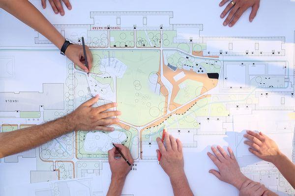 Újabb közösségi tervezések