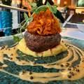 Cafe57 blue, egy laza fehérabroszos étterem