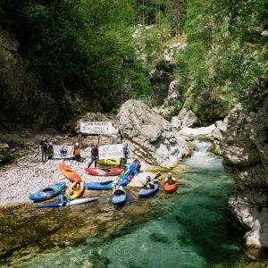 A Balkán-félsziget csodái kajakkal