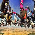 Fejjel lefelé, női ejtőernyős világrekord