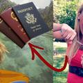 Egy lány, aki már járt a világ összes országában