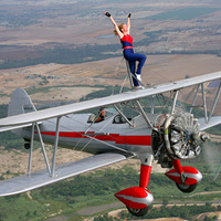 Jenny a légi akrobata