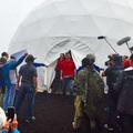 Földi Mars utazás Hawaii szigetének lávakövein