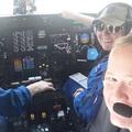 Hurrikánvadász pilótanők