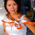 Stewardessből lett milliomos Thaiföldön