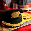 Brunei szultán első női kapitánya