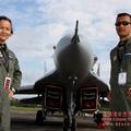 Vadászpilóta házaspár a maláj légierőben