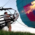 Shanon inditja a hőlégballont