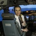 Turkish Airlines legfiatalabb hölgykapitánya