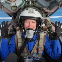 Műrepülés MIG-29 vadászgéppel