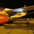 Noémi, a Lufthansa Technik Budapest repülőgép szerelője