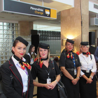 Algériai légikisasszonyok Budapesten