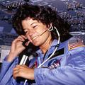 Első amerikai nő az űrben