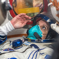 Kate a NASA utolsó Szojuz utasa