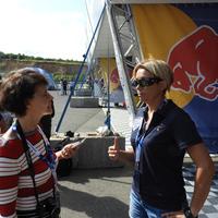 Melanie negyedik lett Kazanyban