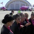 Légikisasszony egy munkanapja videón