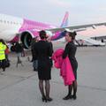 Képriport a Wizz Air első A321neo gépének Budapestre érkezéséről