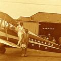 Katherine, akit a kínai Amelia Earhart-nak neveztek