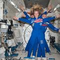 Visszahozták az olimpiai lángot az űrből