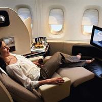 Állóhelyek a repülőgépen?