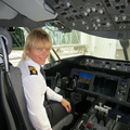 LOT első női Dreamliner kapitánya nyugdíjba ment