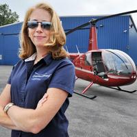 Heather és a helikopter