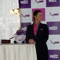 Petra a Wizz Air egyik nagykövete