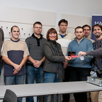 Egy szem hölgy a MaSat-1 magyar űrkocka csapatában
