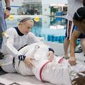 Amerikai űrhajósnőt lőttek fel a kazah sztyeppéről