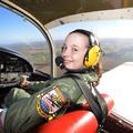 Dragon Girl, Anglia legfiatalabb pilótanője