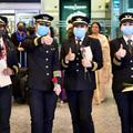 Nők repülték a Szilícium Völgyek közötti első közvetlen járatot