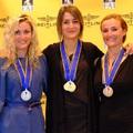 Taroltak a franciák a női műrepülő világbajnokságon