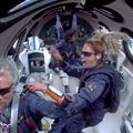 Branson és angyalai az űrben