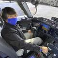 Boeing tesztpilótanője