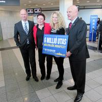 Ryanair ünnep olcsó jegyekkel
