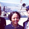 A vezérigazgató nő diszkont légitársaságot alapított Dél-Afrikában
