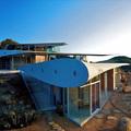 Francie 747-es szárnyas villája a malibui dombokon