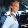 Lindy pilótanő az Intstagram sztárja