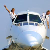 Concorde utolsó pilótanője