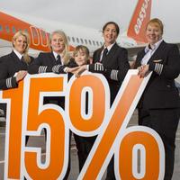 Több nőt a pilótafülkékbe, program az easyJetnél