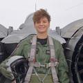 Lengyel vadászpilótanő MiG- 29-esről F-16-osra vált